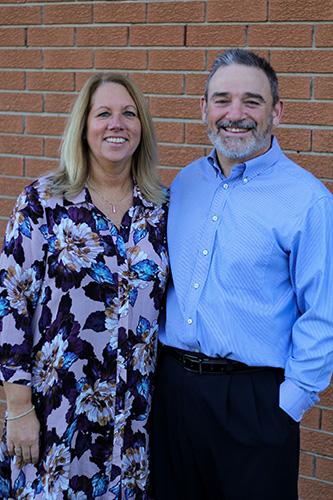 Pastor Chuck and Gaelyn Wilson
