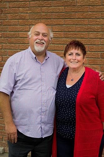 Pastor Gary and Eva Winsor