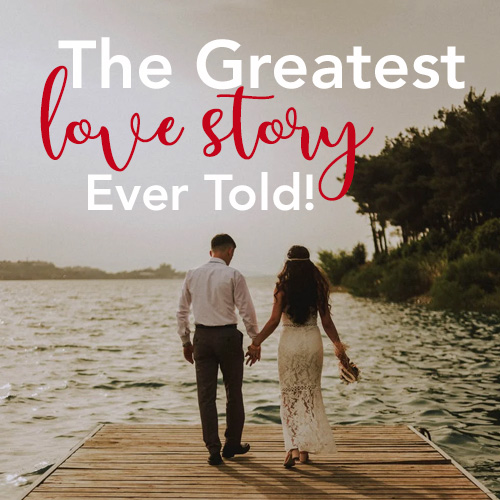 Greatest Love Story Title Image