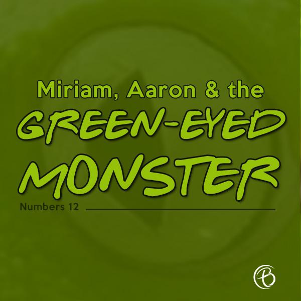 Green-Eyed Monster Title Slide