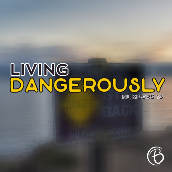 Living Dangerously Title Image